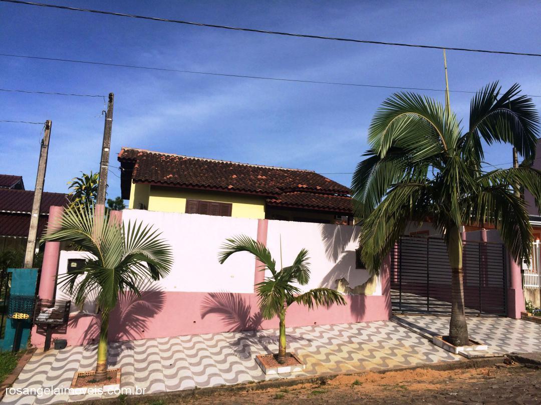 Rosângela Imóveis - Casa 3 Dorm, Amaral Ribeiro