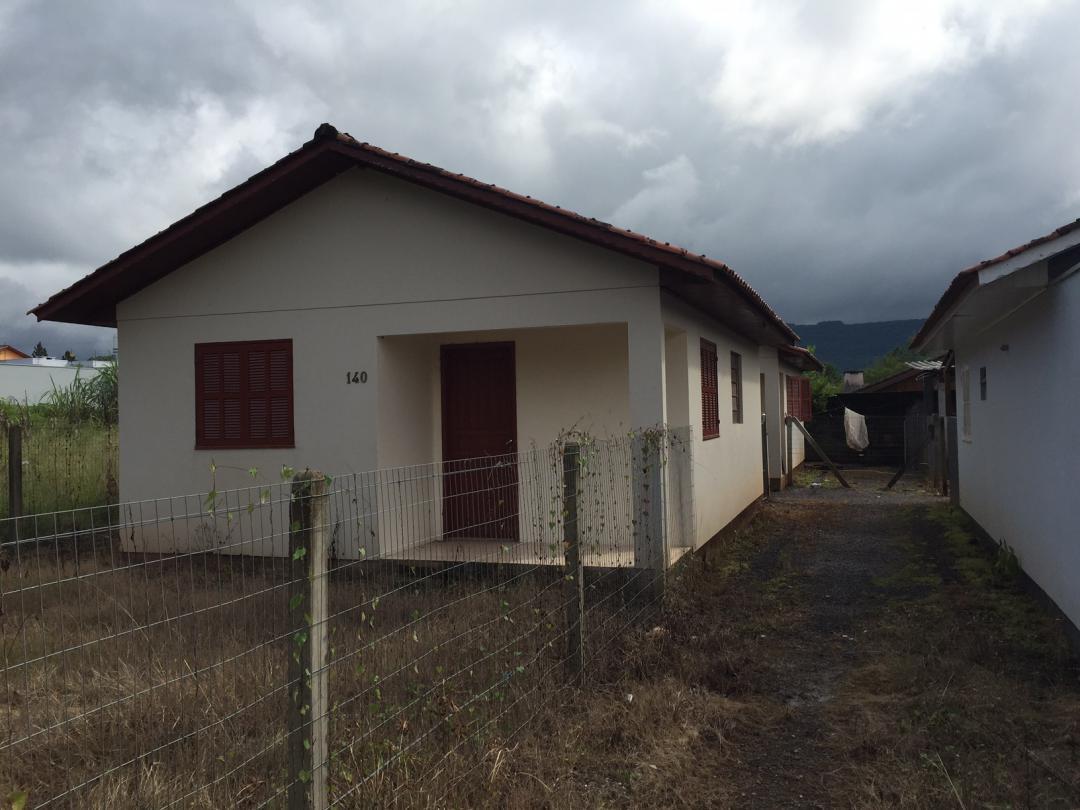 Casa 2 Dorm, Centenário, Sapiranga (311203)