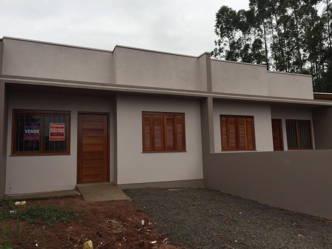 Rosângela Imóveis - Casa 2 Dorm, Centenário - Foto 2