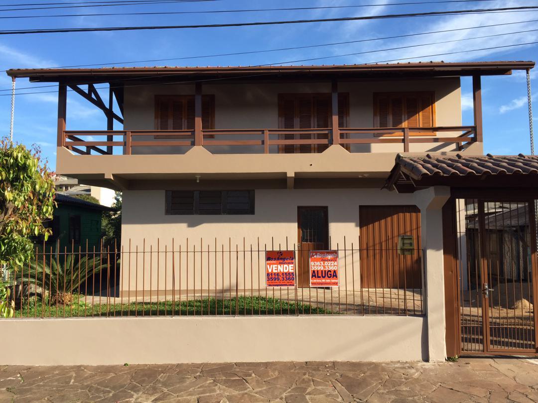 Rosângela Imóveis - Casa 3 Dorm, Centenário