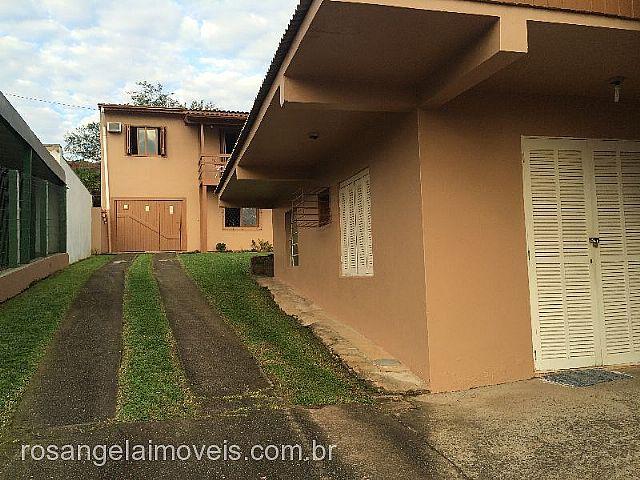 Imóvel: Rosângela Imóveis - Casa 2 Dorm, São Jacó (40610)