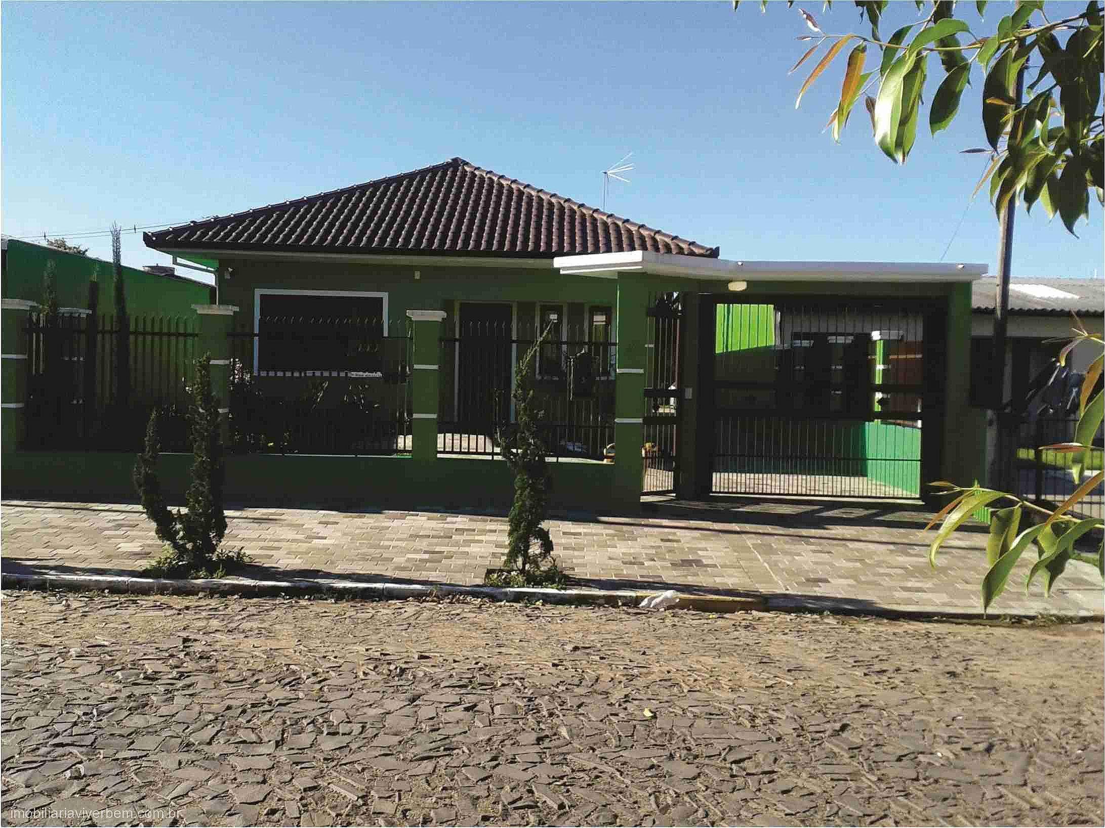 Casa 2 Dorm, Portão Velho, Portão (121057)
