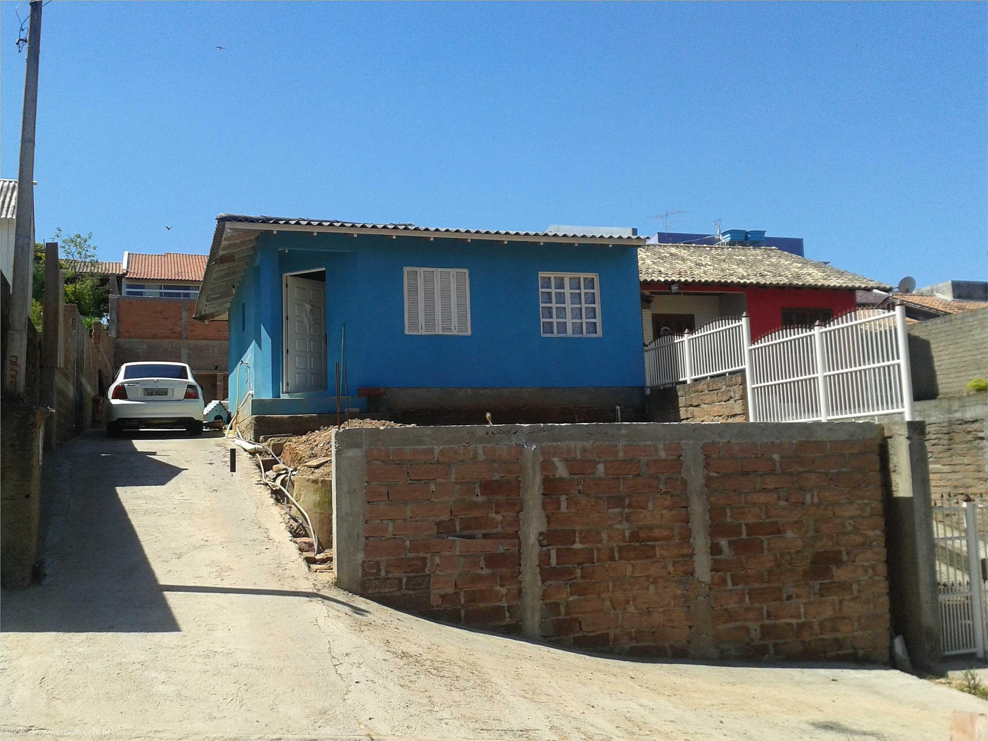 Casa 2 Dorm, Aparecida, Portão (125113)