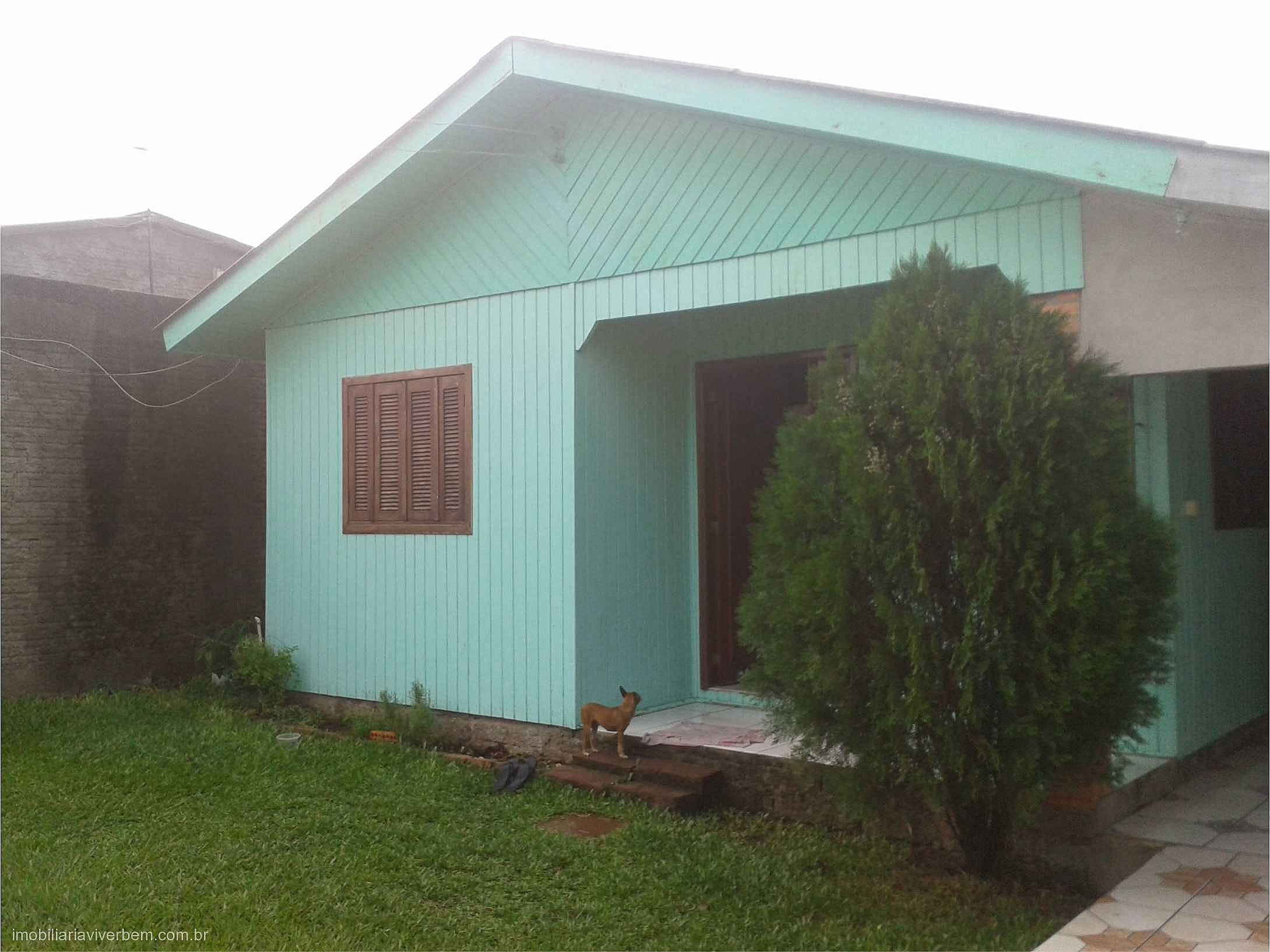 Viver Bem Imóveis - Casa 2 Dorm, São Jorge, Portão