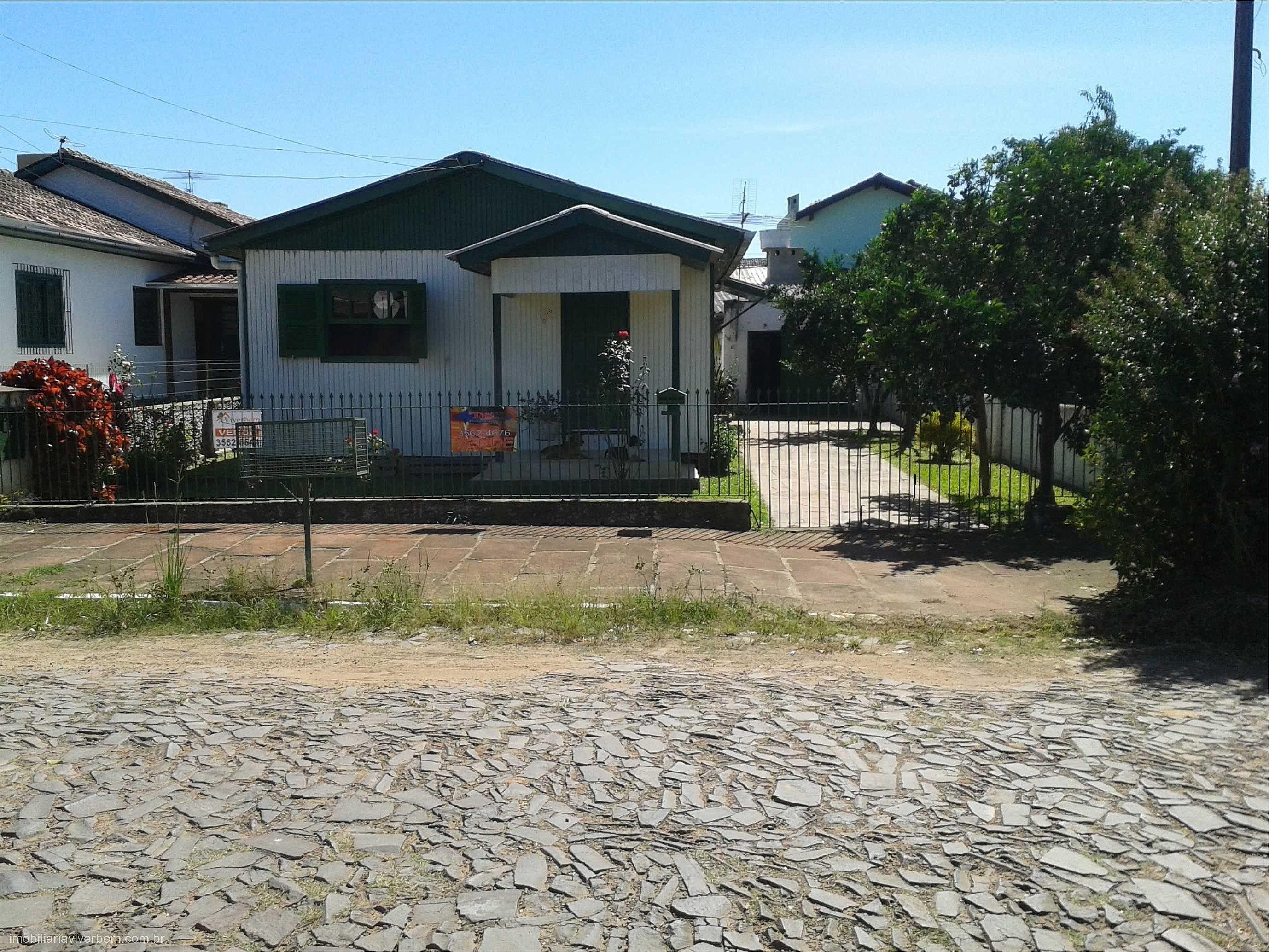 Casa 4 Dorm, Vila Rica, Portão (141288)
