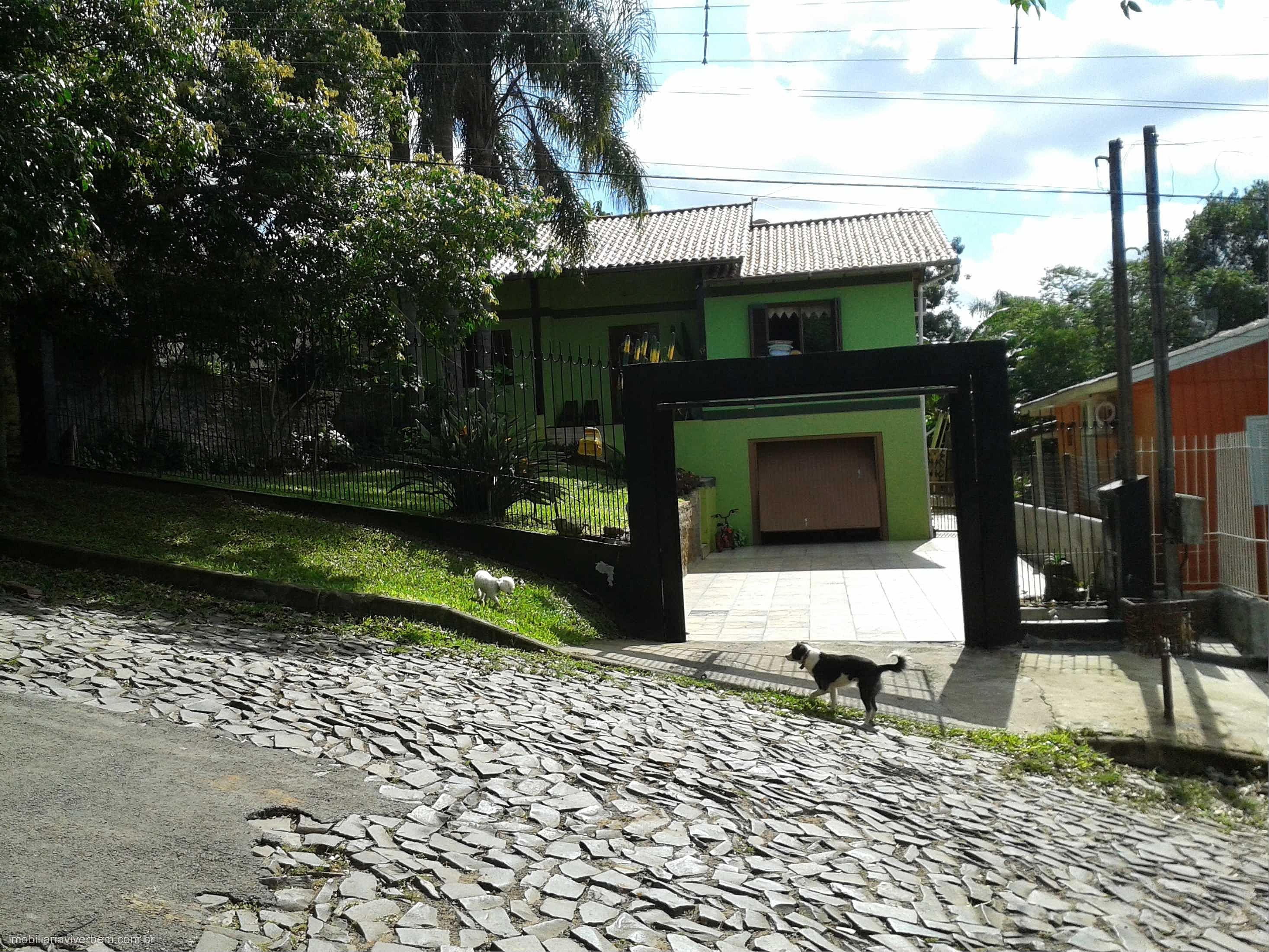 Viver Bem Imóveis - Casa 3 Dorm, São Leopoldo