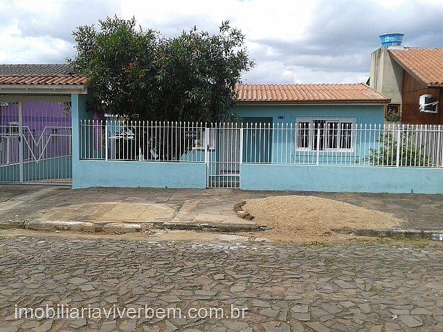 Casa 2 Dorm, São Jorge, Portão (179866)