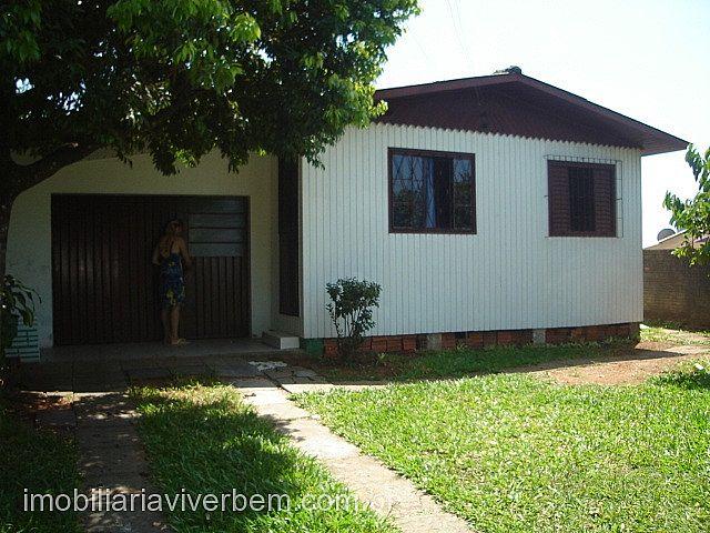 Casa 2 Dorm, São Pedro, Portão (203245)