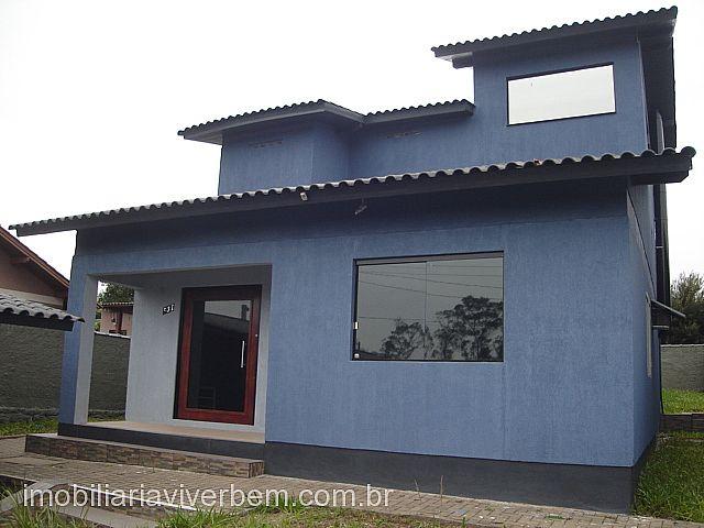 Casa 2 Dorm, Ouro Verde, Portão (253314)