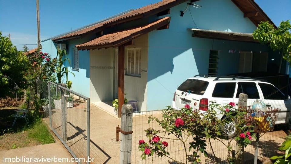 Casa 2 Dorm, Parque das Hortências, Portão (307584)