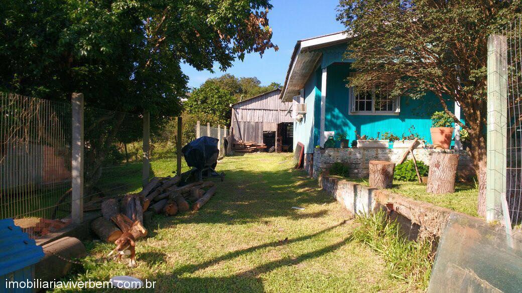 Casa 2 Dorm, Rincão do Cascalho, Portão (314946)