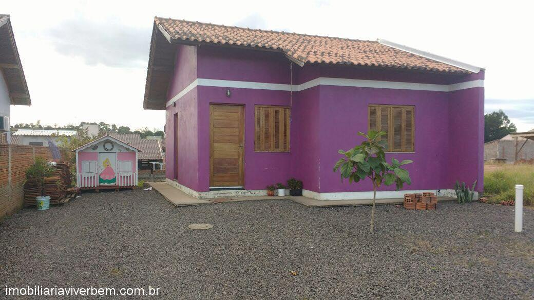 Casa 2 Dorm, Parque Neto, Portão (338815)