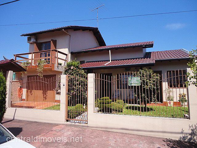 Central de Imóveis - Casa 3 Dorm, Centro (135230)
