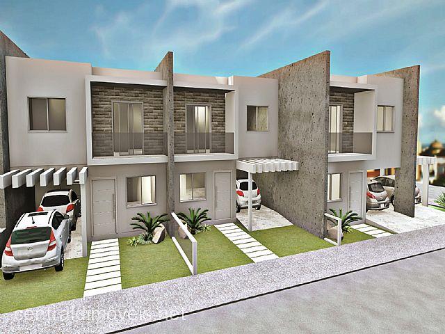 Casa 3 Dorm, Encosta do Sol, Estancia Velha (150382)