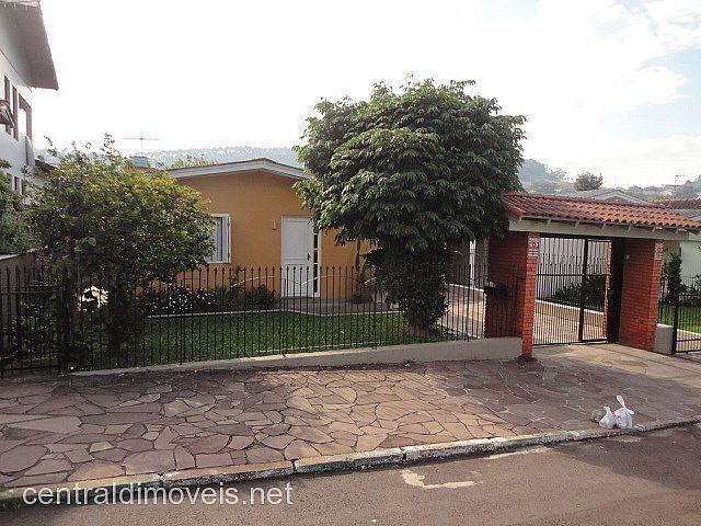 Casa 3 Dorm, Floresta, Estancia Velha (200974)