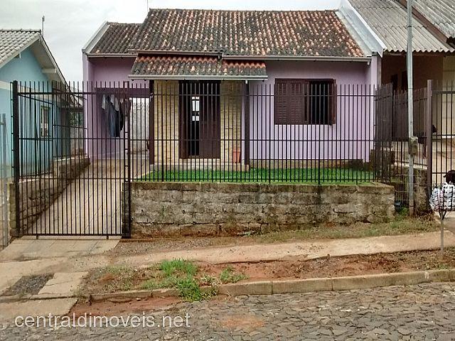 Casa 2 Dorm, Lago Azul, Estancia Velha (250598)
