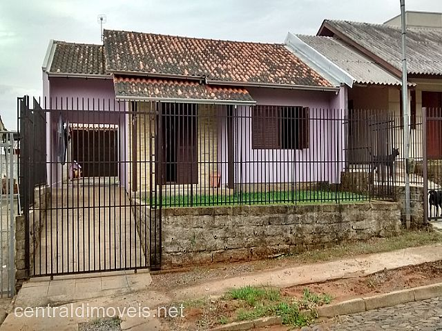 Casa 2 Dorm, Lago Azul, Estancia Velha (250598) - Foto 9