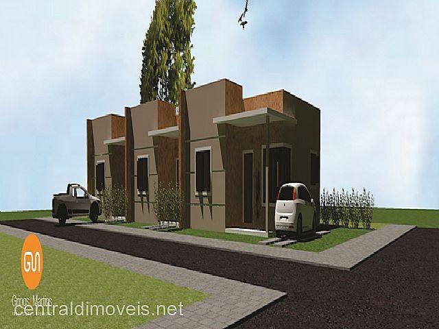 Casa 2 Dorm, Campo Grande, Estancia Velha (250602) - Foto 2