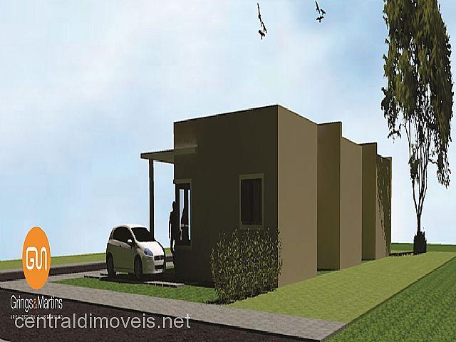 Casa 2 Dorm, Campo Grande, Estancia Velha (250602) - Foto 3