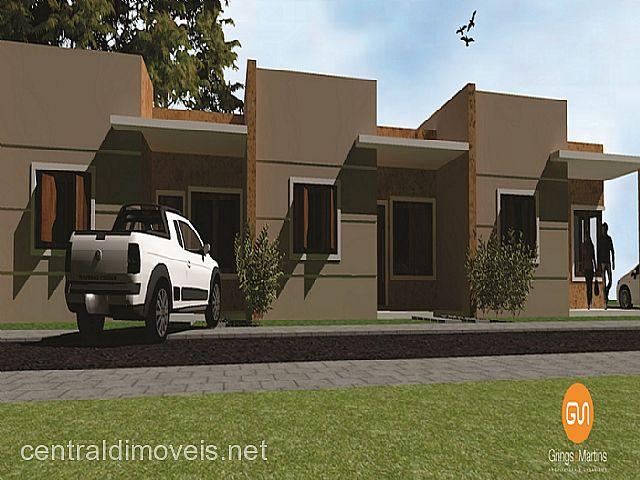 Casa 2 Dorm, Campo Grande, Estancia Velha (250602) - Foto 5