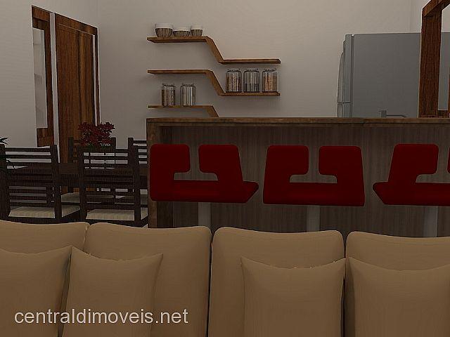 Casa 2 Dorm, Campo Grande, Estancia Velha (250602) - Foto 7