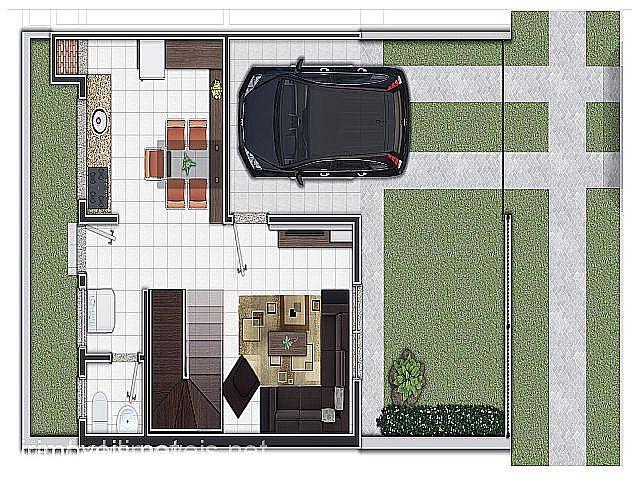 Casa 3 Dorm, Floresta, Estancia Velha (266385) - Foto 9