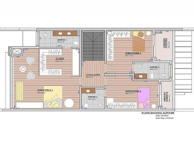 Casa 3 Dorm, União, Estancia Velha (267827) - Foto 6