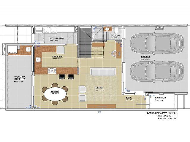 Casa 3 Dorm, União, Estancia Velha (267827) - Foto 7