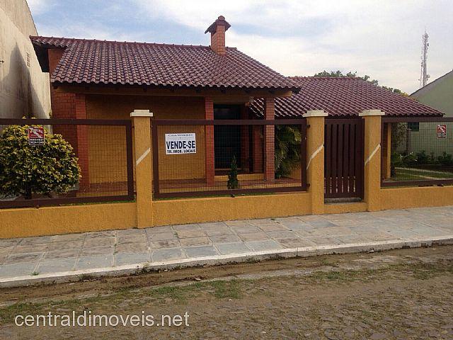 Central de Imóveis - Casa 3 Dorm, Santa Terezinha