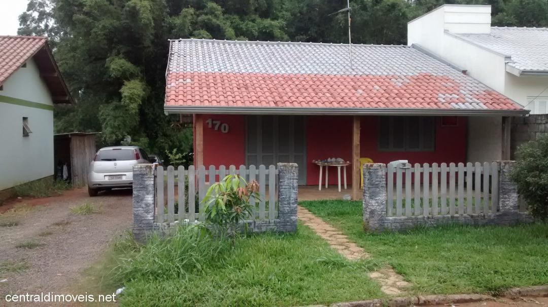 Casa 1 Dorm, Lago Azul, Estancia Velha (315872)