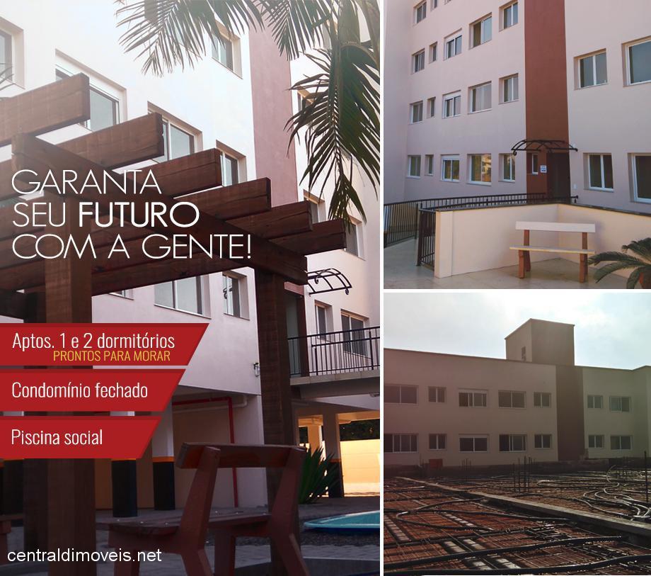 Central de Imóveis - Apto 1 Dorm, Lira (355061) - Foto 5