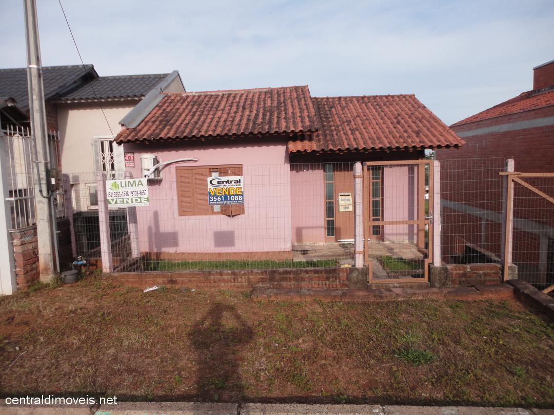 Central de Imóveis - Casa 1 Dorm, Sol Nascente - Foto 4