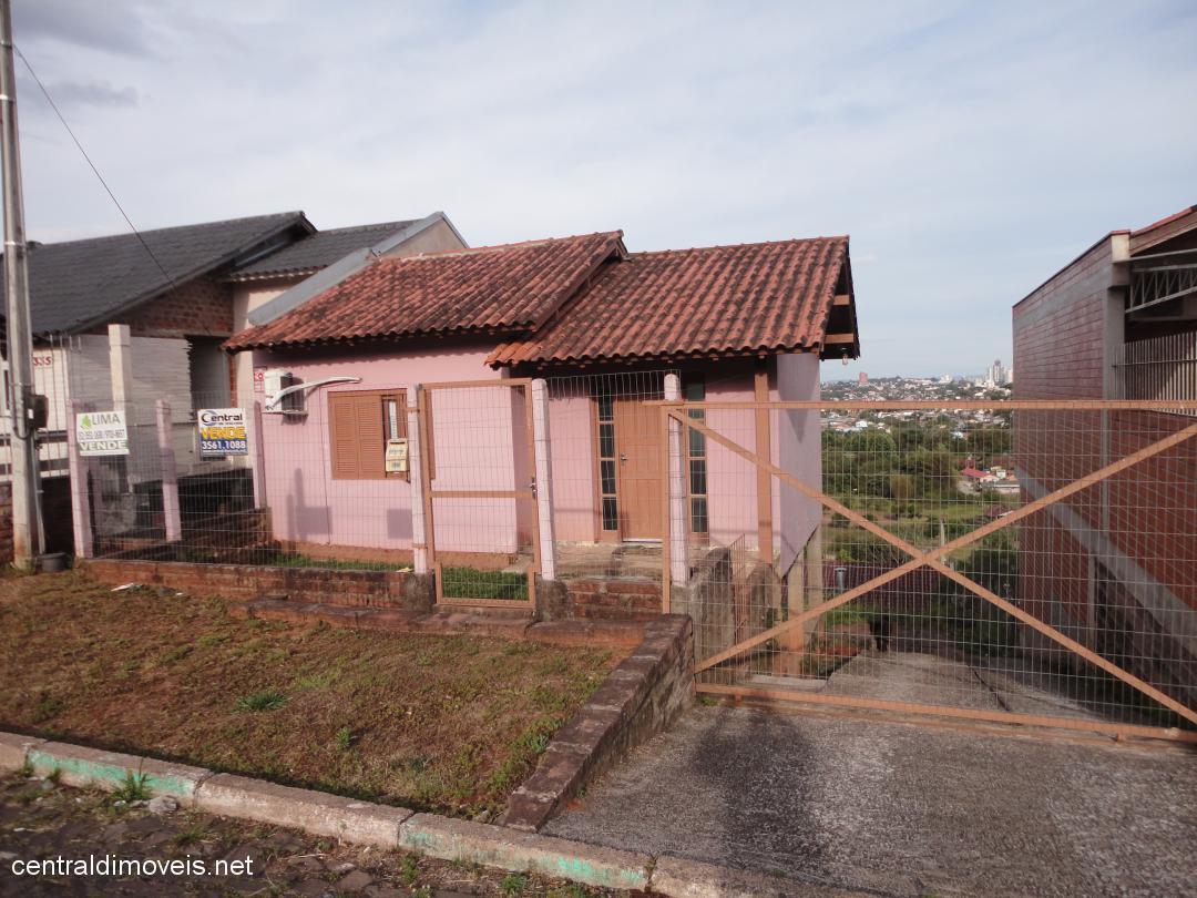 Central de Imóveis - Casa 1 Dorm, Sol Nascente