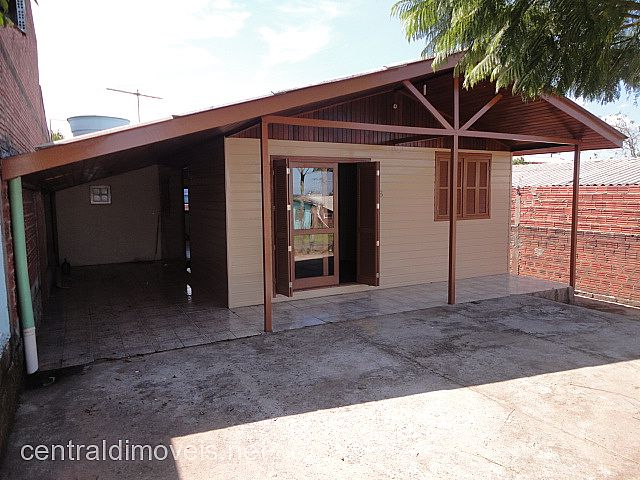 Casa 3 Dorm, Lago Azul, Estancia Velha (83071)