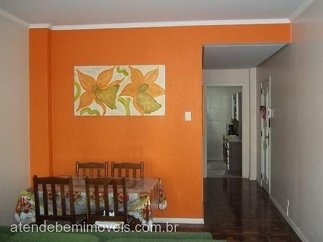 AtendeBem Imóveis - Apto 3 Dorm, Centro (109009)