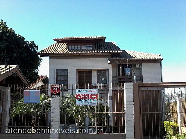 AtendeBem Imóveis - Casa 5 Dorm, Rincao dos Ilhéus
