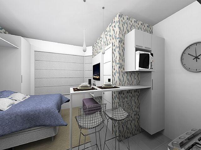 AtendeBem Imóveis - Apto 1 Dorm, Pátria Nova - Foto 10