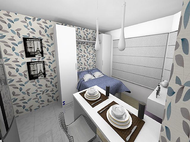 AtendeBem Imóveis - Apto 1 Dorm, Pátria Nova - Foto 9