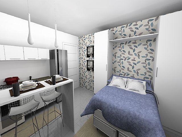 AtendeBem Imóveis - Apto 1 Dorm, Pátria Nova - Foto 8