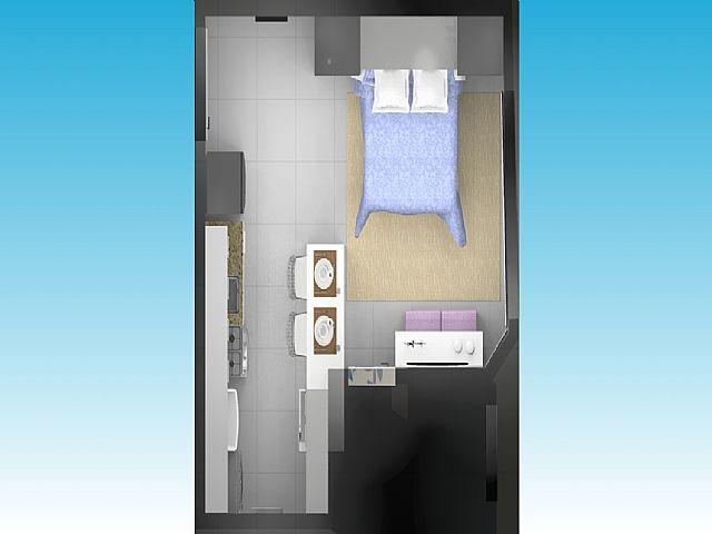 AtendeBem Imóveis - Apto 1 Dorm, Pátria Nova - Foto 7