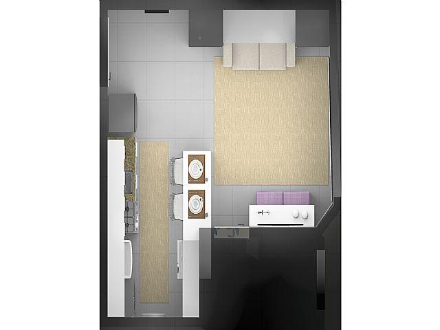 AtendeBem Imóveis - Apto 1 Dorm, Pátria Nova - Foto 6