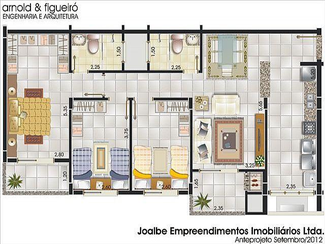 Apto 3 Dorm, Centro, Estancia Velha (238051) - Foto 4