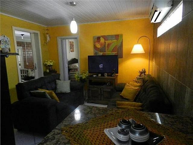 Casa 2 Dorm, Lomba Grande, Novo Hamburgo (242331)