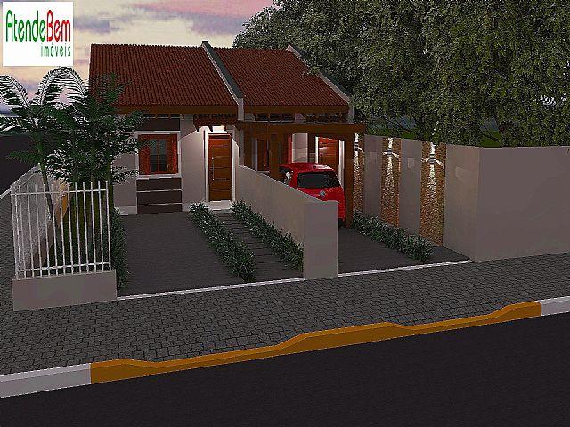 Casa 2 Dorm, Metzler, Campo Bom (253008) - Foto 5