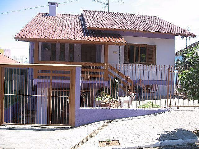 AtendeBem Imóveis - Casa 3 Dorm, Operário (254605)