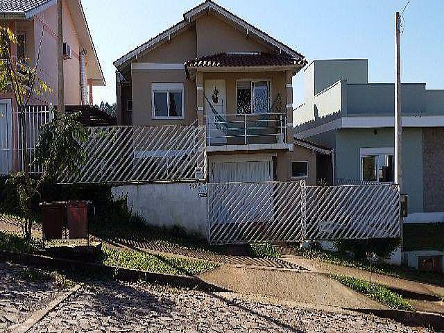 Casa 2 Dorm, Lomba Grande, Novo Hamburgo (271549)