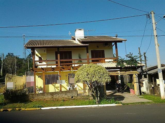 Casa 2 Dorm, Quatro Colônias, Campo Bom (271573)