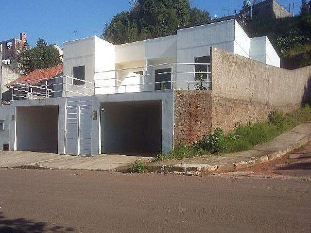 Casa 3 Dorm, Rondonia, Novo Hamburgo (274231)