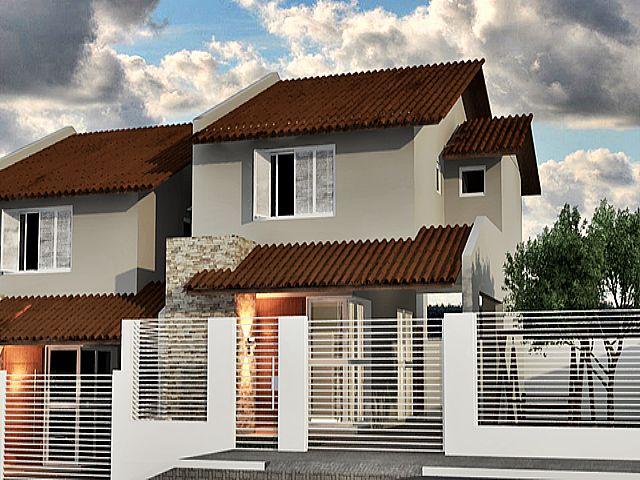 Casa 3 Dorm, Boa Vista, Novo Hamburgo (283507)