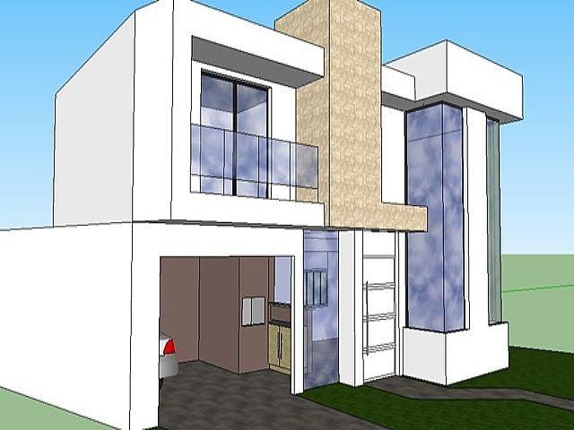 Casa 3 Dorm, Mauá, Novo Hamburgo (289897)